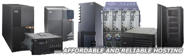 Affordable and Reliable Hosting